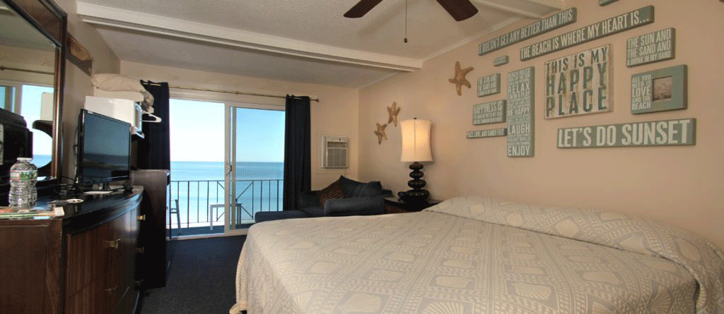Beautiful, Newly Decorated Rooms With Fabulous Views