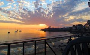 Wake To A Beautiful Sunrise