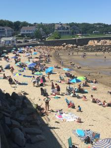 The Beach Scene - Right In Front Of Captain's Bounty - July 4th Weekend!