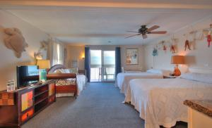 Oceanfront Standard Efficiency Suite Room 20 - Second Floor