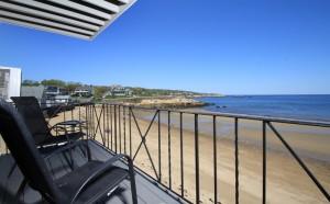 All Rooms Have Beachfront Decks