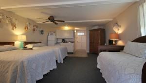 Oceanfront Standard Efficiency Suite Room 20 - Second Floor
