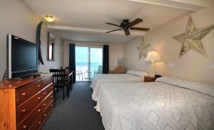 Oceanfront Standard Efficiency Room 22 - Second Floor