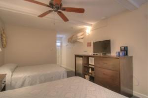 Oceanfront Standard Room 24 - Second Floor 2 Full Size Beds - Second Floor