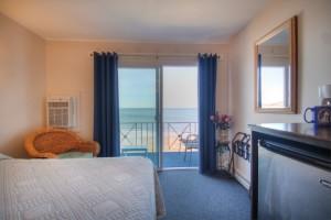 Oceanfront Standard Room 25 - Second Floor
