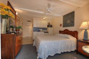 Oceanfront Queen Efficiency Room 37 - Third Floor