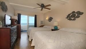 Oceanfront Standard Room 6 - First Floor - Pet Friendly